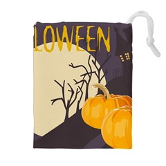 Halloween 979495 1280 Drawstring Pouches (extra Large)
