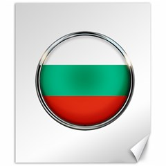 Bulgaria Country Nation Nationality Canvas 20  X 24