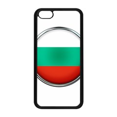 Bulgaria Country Nation Nationality Apple Iphone 5c Seamless Case (black)