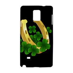 St  Patricks Day  Samsung Galaxy Note 4 Hardshell Case