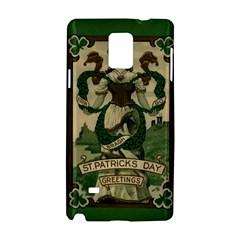 St  Patricks Day  Samsung Galaxy Note 4 Hardshell Case