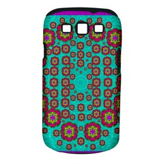 The Worlds Most Beautiful Flower Shower On The Sky Samsung Galaxy S Iii Classic Hardshell Case (pc+silicone)