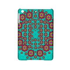 The Worlds Most Beautiful Flower Shower On The Sky Ipad Mini 2 Hardshell Cases