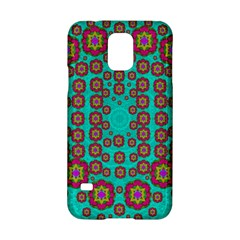 The Worlds Most Beautiful Flower Shower On The Sky Samsung Galaxy S5 Hardshell Case
