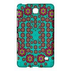 The Worlds Most Beautiful Flower Shower On The Sky Samsung Galaxy Tab 4 (7 ) Hardshell Case