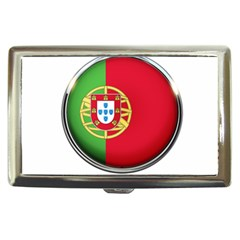 Portugal Flag Country Nation Cigarette Money Cases