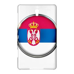 Serbia Flag Icon Europe National Samsung Galaxy Tab S (8 4 ) Hardshell Case