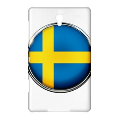 Sweden Flag Country Countries Samsung Galaxy Tab S (8 4 ) Hardshell Case