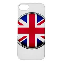 United Kingdom Country Nation Flag Apple Iphone 5s/ Se Hardshell Case