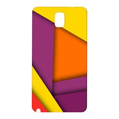 Background Abstract Samsung Galaxy Note 3 N9005 Hardshell Back Case