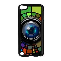 Lens Photography Colorful Desktop Apple Ipod Touch 5 Case (black)
