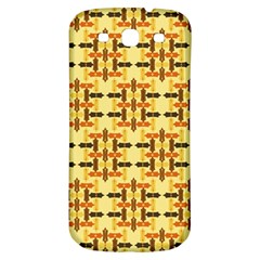 Ethnic Traditional Vintage Background Abstract Samsung Galaxy S3 S Iii Classic Hardshell Back Case