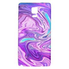 Abstract Art Texture Form Pattern Galaxy Note 4 Back Case