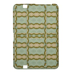 Celtic Wood Knots In Decorative Gold Kindle Fire Hd 8 9