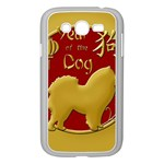 Year of the Dog - Chinese New Year Samsung Galaxy Grand DUOS I9082 Case (White) Front