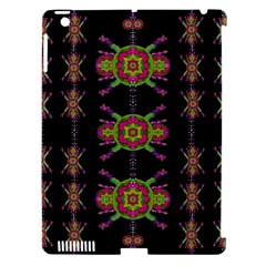 Paradise Flowers In A Decorative Jungle Apple Ipad 3/4 Hardshell Case (compatible With Smart Cover)