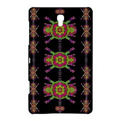 Paradise Flowers In A Decorative Jungle Samsung Galaxy Tab S (8 4 ) Hardshell Case