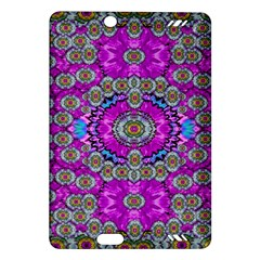 Spring Time In Colors And Decorative Fantasy Bloom Amazon Kindle Fire Hd (2013) Hardshell Case