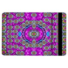 Spring Time In Colors And Decorative Fantasy Bloom Ipad Air Flip