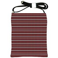 Indian Stripes Shoulder Sling Bags