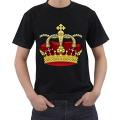 Crown 2024678 1280 Men s T Shirt (black)