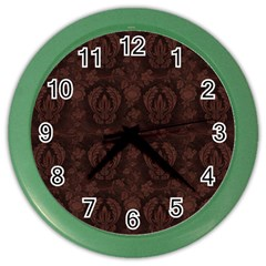 Leather 1568432 1920 Color Wall Clocks