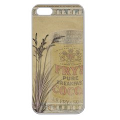 Background 1770118 1920 Apple Seamless Iphone 5 Case (clear)