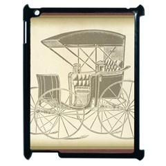 Vintage 979514 1280 Apple Ipad 2 Case (black)