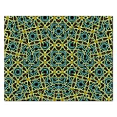 Arabesque Seamless Pattern Rectangular Jigsaw Puzzl