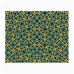 Arabesque Seamless Pattern Small Glasses Cloth (2 Side)
