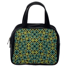Arabesque Seamless Pattern Classic Handbags (one Side)