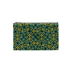 Arabesque Seamless Pattern Cosmetic Bag (small)