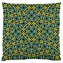 Arabesque Seamless Pattern Large Cushion Case (one Side)