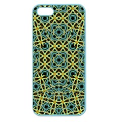 Arabesque Seamless Pattern Apple Seamless Iphone 5 Case (color)