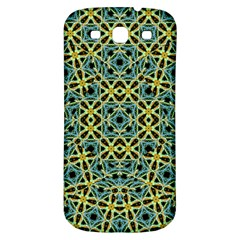 Arabesque Seamless Pattern Samsung Galaxy S3 S Iii Classic Hardshell Back Case