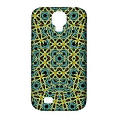 Arabesque Seamless Pattern Samsung Galaxy S4 Classic Hardshell Case (pc+silicone)