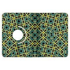 Arabesque Seamless Pattern Kindle Fire Hdx Flip 360 Case