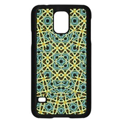 Arabesque Seamless Pattern Samsung Galaxy S5 Case (black)