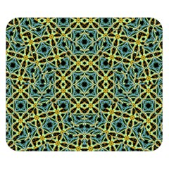 Arabesque Seamless Pattern Double Sided Flano Blanket (small)