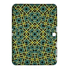 Arabesque Seamless Pattern Samsung Galaxy Tab 4 (10 1 ) Hardshell Case