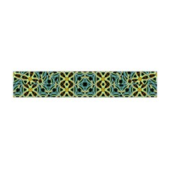 Arabesque Seamless Pattern Flano Scarf (mini)