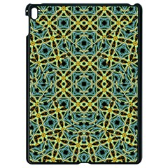Arabesque Seamless Pattern Apple Ipad Pro 9 7   Black Seamless Case