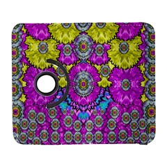 Fantasy Bloom In Spring Time Lively Colors Galaxy S3 (flip/folio)