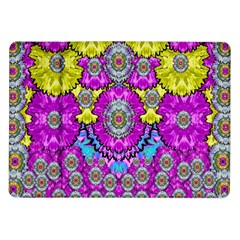 Fantasy Bloom In Spring Time Lively Colors Samsung Galaxy Tab 10 1  P7500 Flip Case