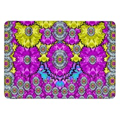 Fantasy Bloom In Spring Time Lively Colors Samsung Galaxy Tab 8 9  P7300 Flip Case