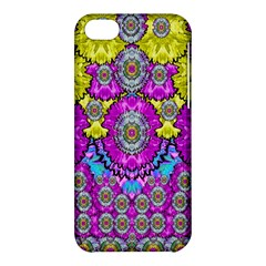 Fantasy Bloom In Spring Time Lively Colors Apple Iphone 5c Hardshell Case