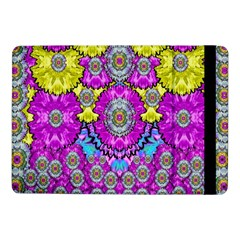 Fantasy Bloom In Spring Time Lively Colors Samsung Galaxy Tab Pro 10 1  Flip Case