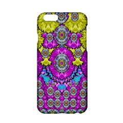 Fantasy Bloom In Spring Time Lively Colors Apple Iphone 6/6s Hardshell Case