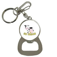 Friends Not Food   Cute Pig And Chicken Button Necklaces