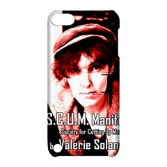 Valerie Solanas Apple Ipod Touch 5 Hardshell Case With Stand